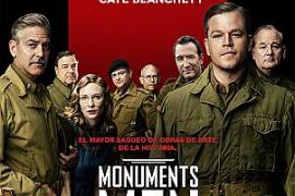 'Monuments Men', otro número uno de taquilla para Clooney