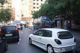 Asfaltado en Palma