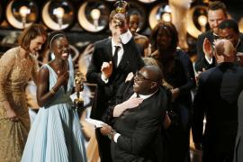 '12 años de esclavitud', el mejor filme de unos Oscar históricos