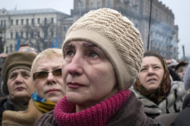 Ucrania se pone en alerta de combate ante la amenaza rusa