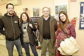 Presentación del libro 'Azul metálico' de Lan S. García