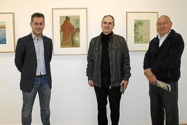 Exposición Mestres mallorquins i catalans damunt paper en la fundación Coll Bardolet