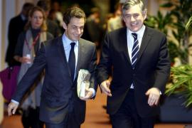 La UE arropa la iniciativa de Brown y Sarkozy de gravar las primas en el sector financiero