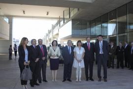 Inaugurada la estación marítima de Alcúdia, que tendrá unos 146.000 viajeros anuales