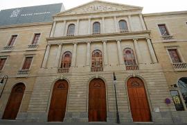 Dragados subsanará en verano los errores en la reforma del Teatre Principal