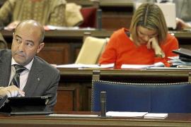El Parlament rechaza unido las prospecciones en un pleno sin Bauzá