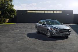 El Hyundai Genesis, galardonado