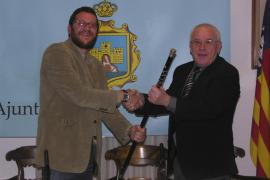 Gallego asume la Alcaldía de Capdepera