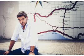 Antonio Orozco visitará Son Moix en junio con 'Dos orillas', su nuevo disco