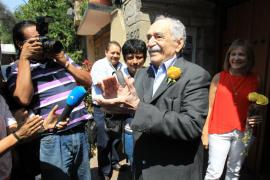 'Gabo' celebra su 87 cumpleaños entre rosas amarillas y escuchando 'Las Mañanitas'