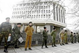 Crimea desafía a Ucrania y a Occidente proclamando su incorporación a Rusia