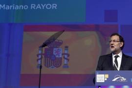 Mariano Rajoy, rebautizado como 'Rayor' en el congreso del PP europeo