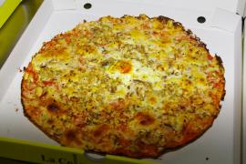 La Columnata, pizzas a domicilio en Palma