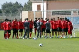El Mallorca visita Zaragoza con las bajas de Aouate, Iriney y Alfaro