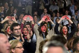 Rajoy, interrumpido en San Sebastián por gritos contra la ley del aborto