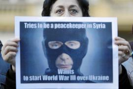 Rusia amenaza con anular el control de la reducción de armas nucleares