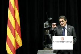 Artur Mas: «Convocaré la consulta aunque el Gobierno no quiera negociar»