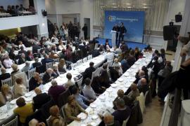 Bauzá: «Nos votaron para cambiar las cosas y las estamos cambiando»