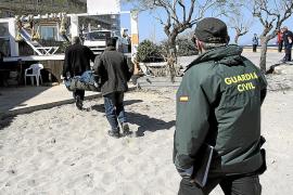 La Guardia Civil sospecha que la mujer hallada muerta en Son Bauló no es de la zona