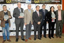 Premios de GE Business Club a Brisas, El Económico e IB3.