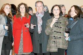 James Lambourne inaugura 'Fragmentos' en el Palau Solleric