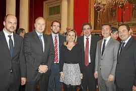 PALMACELEBRACIÓN DIA DE BALEARS EN EL PARLAMENTFOTOS:EUGENIA PLAN