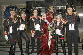 Fiesta de disfraces del Rotary Club Palma Junípero Serra