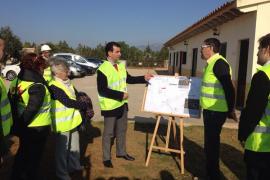 ABAQUA invierte 385.381 euros en la remodelación  de la depuradora de Santa Maria del Camí