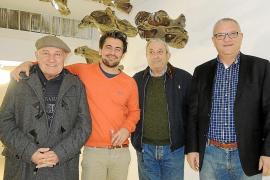 Exposición de esculturas de Ernesto Rodríguez en la galería Marimón