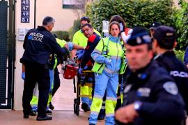 Fallece la niña de 13 años que se precipitó ayer desde un quinto piso en Palma