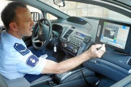 La Policía Local 'caza' a un motorista a 144 kilómetros por hora en el Polígon de Can Valero