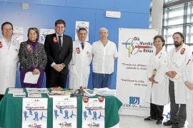 Casi un centenar de ciudadanos de Balears espera un trasplante renal