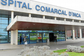Malestar por el posible cierre de las consultas de Pediatría en el Hospital d'Inca