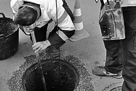 La ciudad pierde al año un millón de metros cúbicos de agua por fugas