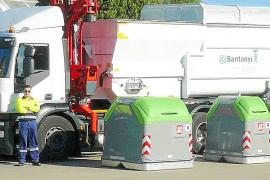 El nuevo contrato de recogida de basuras permitirá retirar 182 contenedores de la calle
