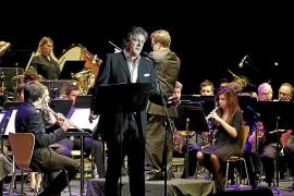 Francisco estrenará con un concierto lírico la temporada de la Banda de Manacor