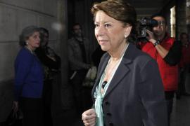 La juez Alaya impone una fianza de 29,5 millones a Magdalena Álvarez