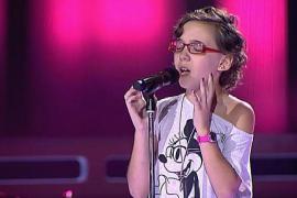 Telecinco emitirá 'La Voz Kids' con la participación de Iraila