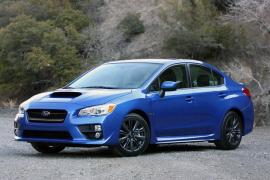 Subaru da a conocer el nuevo WRX STI