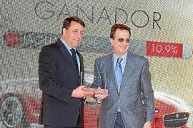 """JLR obtiene cuatro galardones en los """"Best Car 2014"""""""