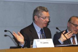 Gallardón asegura que el Gobierno no indultará a condenados por corrupción