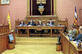 El portavoz del PP dice que el Consell existe gracias a Salom y Bauzá