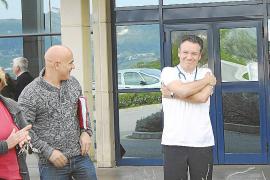 MANIFESTACIÓ PROFESSIONALS HOSPITAL D'INCA. RECOLZAMENT A JOSE UTRERA