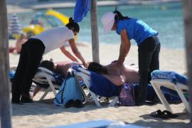 Redada contra los 'masajes' en Calvià