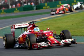 Alonso: «Nos hubiese gustado estar más cerca del podio, pero era imposible»