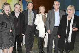 Presentación de Mallorcauniversal en Es Molí des Comte
