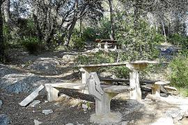 El Consistorio de Lloseta llama al «civismo» tras nuevos actos vandálicos en Es Puig