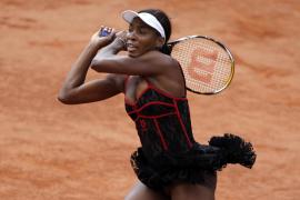 Venus Williams se deshace de la española Arantxa Parra Santonja