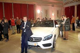 Autovidal presentó la Clase GLA y la Clase C de Mercedes Benz