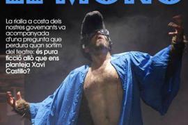 'El Mono', el nuevo espectáculo de Xavi Castillo